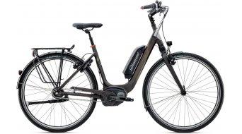 """Diamant Onyx+ 28"""" elektromos kerékpár komplett kerékpár női-Rad Tief graphit fémes 2016 Modell"""