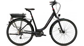 Diamant Ubari Deluxe+ 26 E-Bike Komplettbike Damen-Rad Tief Gr. 40cm tiefschwarz Mod. 2016
