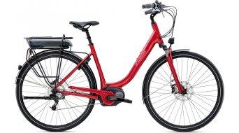 Diamant Ubari Super Deluxe+ 28 E-Bike Komplettbike Damen-Rad Tief indischrot metallic Mod. 2016