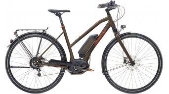 Diamant Elan Elite+ G 28 E-Bike Komplettbike Damen-Rad umbra metallic Mod. 2017