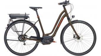 Diamant Elan Elite+ W 28 E-Bike Komplettbike Damen-Rad umbra metallic Mod. 2017