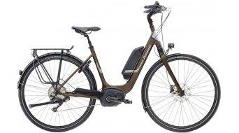 Diamant Zagora+ T 28 E-Bike Komplettbike Damen-Rad Gr. 45cm umbra metallic Mod. 2017
