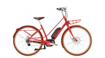 "Diamant Juna Deluxe+ W 28"" E-Bike 整车 女士-Rad 型号 款型 2018"