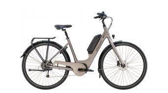 "Diamant Ubari+ T 28"" E-Bike 整车 女士-Rad 型号 iridiumsilber metallic 款型 2018"