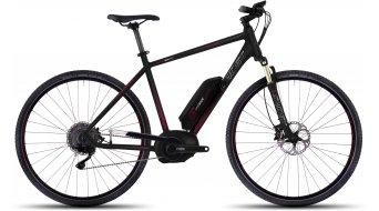 Ghost Andasol Cross 9 E-Bike Komplettbike Gr. M black/red/gray Mod. 2016