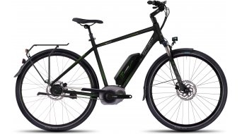 Ghost Andasol Trekking 5 E-Bike 整车 型号 S black/green/gray 款型 2016