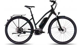 Ghost Andasol Trekking 4 elektromos kerékpár komplett kerékpár női-Rad Méret M black/blue/gray 2016 Modell