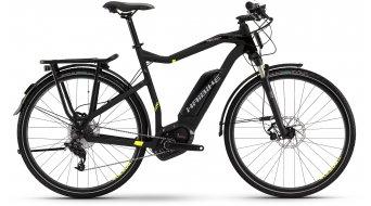 Haibike XDURO Trekking RX 28 E-Bike Damenrad schwarz/lime matt Bosch Performance CX-Antrieb Mod. 2016