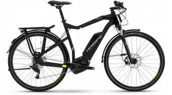 Haibike XDURO Trekking RX 28 E-Bike schwarz/lime matt Bosch Performance CX-Antrieb Mod. 2016