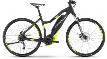 Hai bike SDURO Cross 4.0 28 E- bike men bike black/lime matt Yamaha PW-Antrieb 2017