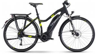 Hai bike SDURO trekking 4.0 28 E- bike ladies bike black/titanium/lime matt Yamaha PW-Antrieb 2017
