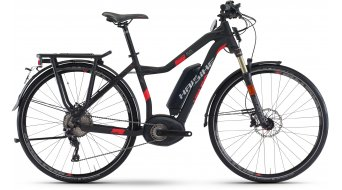 Hai bike XDURO trekking S 5.0 28 S-Pedelec ladies bike black/red matt Bosch Performance Speed-Antrieb 2017
