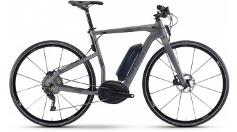 Hai bike XDURO Urban 4.0 28 E- bike bike titanium/anthracite matt Bosch Performance Cruise-Antrieb 2017