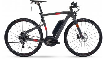 Hai bike XDURO Urban S 5.0 28 S-Pedelec bike anthracite/red matt Bosch Performance Speed-Antrieb 2017
