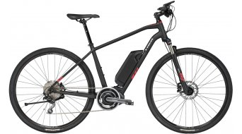 Trek Dual Sport+ E-Bike Komplettrad matte trek black Mod. 2017