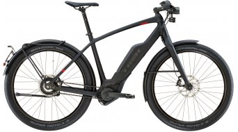 "Trek Super Commuter+ 9S 650B/27.5"" E-Bike 整车 型号 matte Trek black 款型 2018"