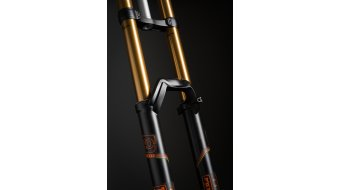 FOX 40 Float HSC/LSC FIT Factory 26 Federgabel 203mm 1 1/8 20mm 45mm-Rake black/orange logo Mod. 2016