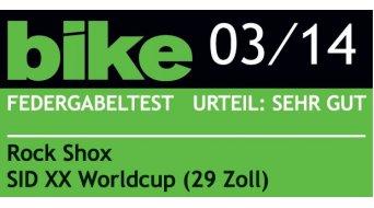 Rock Shox SID XX WorldCup 29 horquilla de suspensión 100mm 1.5 Tapered 9QR incl. X-Loc blanco(-a) Mod. 2014