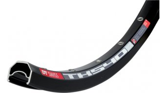 DT Swiss TK 540 28 disc trekking rim 32 hole black