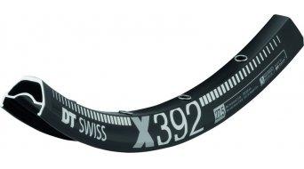 DT Swiss X 392 27.5/650B Disc MTB llanta Loch negro(-a)