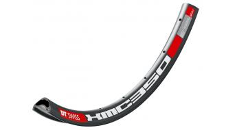 DT Swiss XMC 350 Carbon 27.5/650B Disc MTB cerchio 28 fori nero