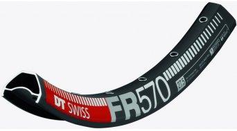 DT Swiss FR 570 27,5/650B Disc MTB llanta 32 Loch negro(-a)
