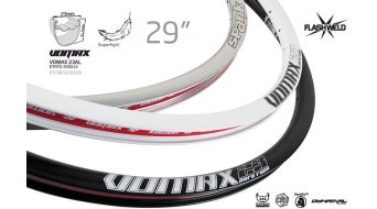 Spank Vomax EVO 23AL Disc Felge 29 32H white