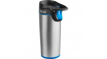Camelbak Forge Thermo Trinkflasche 400ml stainless/blue