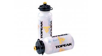 Topeak Trinkflasche transparent