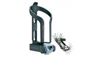 Topeak Ninja Toolcage TC-Mountain Flaschenhalter (Inkl. Tool) schwarz