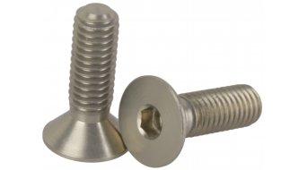 Tune portabidones juego de tornillos de recambio Alu cabeza avellanada M5 20mm (2 uds.)