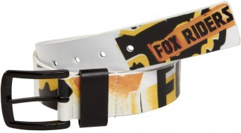 FOX Move Over Pu Gürtel Gr. S (78cm) black