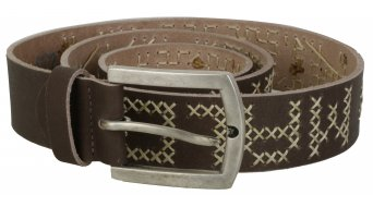 Maloja TellatlasM. Snow Gürtel Leather Belt