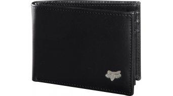 Fox Bifold Leder Geldbörse Herren-Geldbörse Wallet black