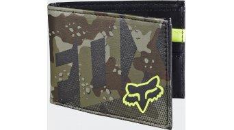 FOX Hazzard porte-monnaie hommes- porte-monnaie Wallet Gr. taille unique black