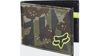 Fox Hazzard Geldbörse Caballeros-Geldbörse Wallet tamaño unisize negro