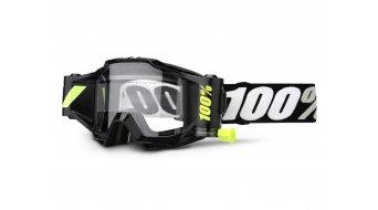 100% Accuri Forecast Goggle (Anti-Fog Clear Lens) 含有45mm 电影 System