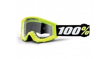 100% Strata Mini Goggle (Anti-Fog Clear Lens)