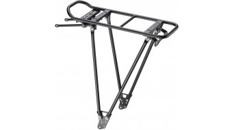 Racktime Fold-it 26/28 adjustable portaequipajes negro(-a)