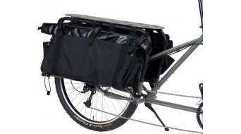 Surly Big Dummy Cargo Kit negro (Rails/Bags/Deck)
