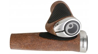 Ergon GP1 Performance Comfort Griffe BioKork Rohloff/Nexus brown/black