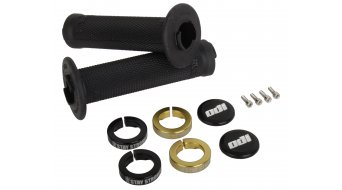 ODI Stay Strong BMX puños negro(-a) 143mm