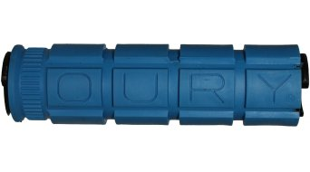Oury Lock-On de recambio-puños 115mm azul
