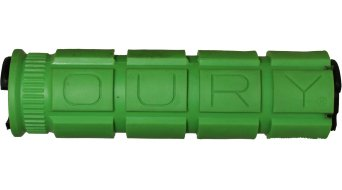 Oury Lock-On de recambio-puños 115mm verde