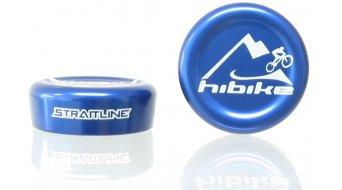 Straitline Bar Cap blau - HIBIKE Edition