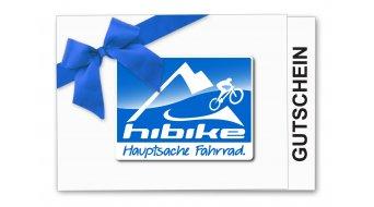 HIBIKE gift voucher