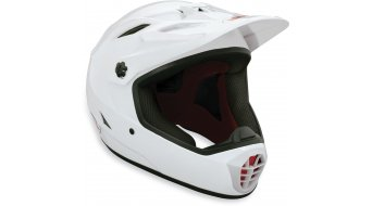 Bell Drop DH- helmet size S (51-55cm) white (with Lackschaden)