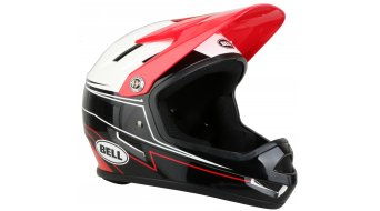 Bell Sanction helmet DH-helmet size S (52-54cm) graphite/red line up 2016