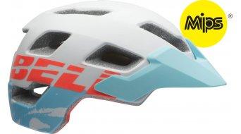 Bell Rush MIPS casco MTB-casco Señoras-casco blanco/glacier azul sonic Mod. 2016