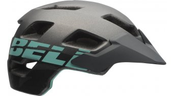 Bell Rush casco MTB-casco Señoras-casco gunmetal/mint sonic Mod. 2016